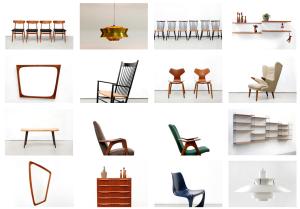 Scandinavian design for sale at www.vanons.eu
