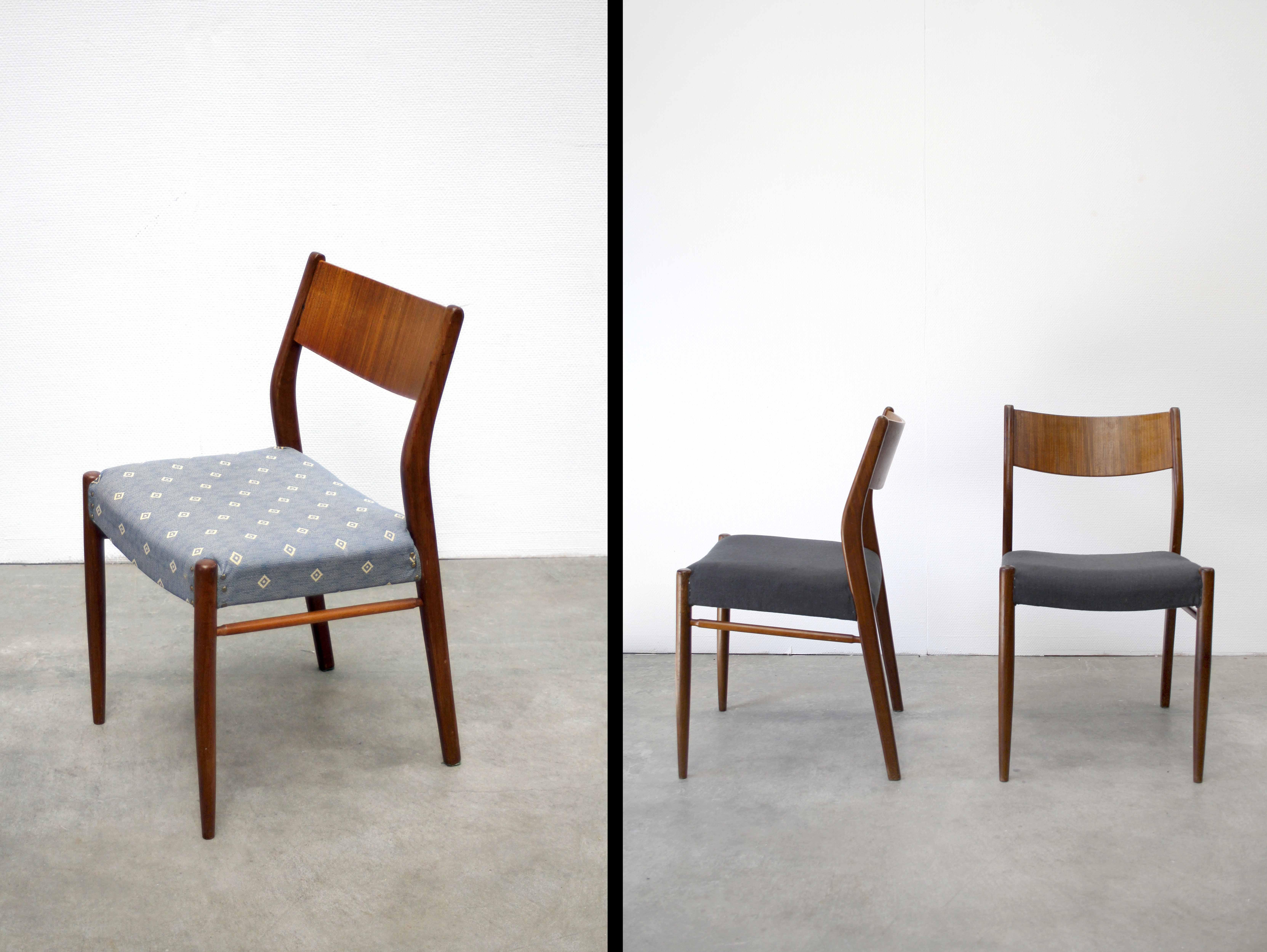 Design Pastoe Stoelen : Vier pastoe sa10 stoelen van ons