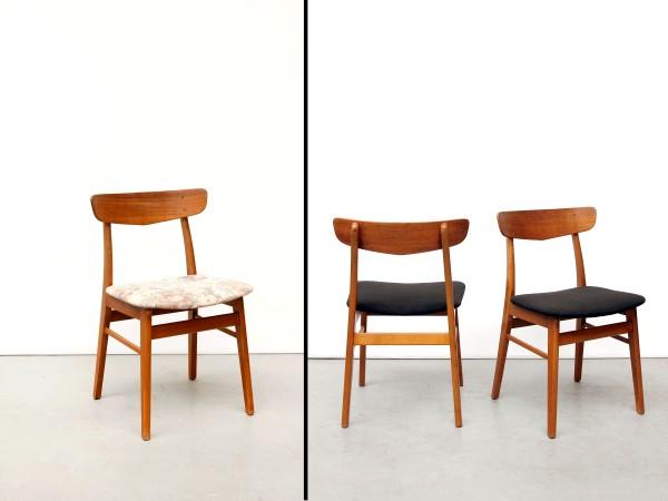 Restauratie Farstrup stoelen