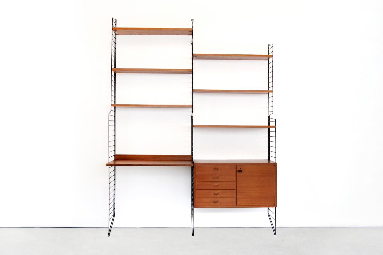 nisse strinning string design wandsysteem van ons. Black Bedroom Furniture Sets. Home Design Ideas