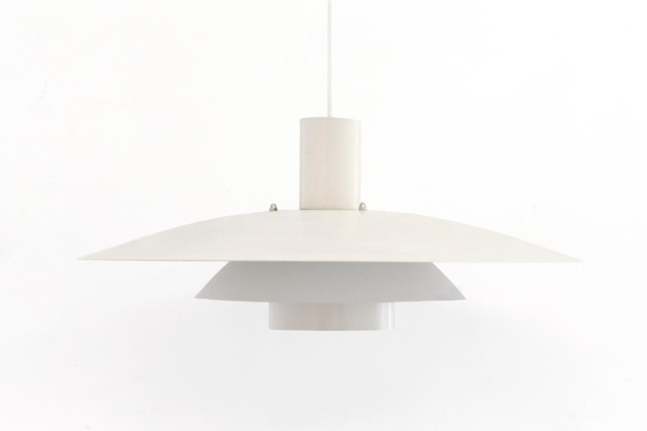 Verwonderlijk Vintage Witte Deens design Hanglamp | VAN ONS JZ-75