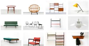 Goed wonen meubels te koop bij van OnS Amsterdam vintage design meubels, lampen en accessoires