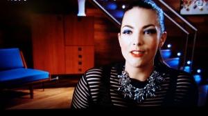 Meubels van OnS uitreiking Mijlpaal radio 2 Caro Emerald