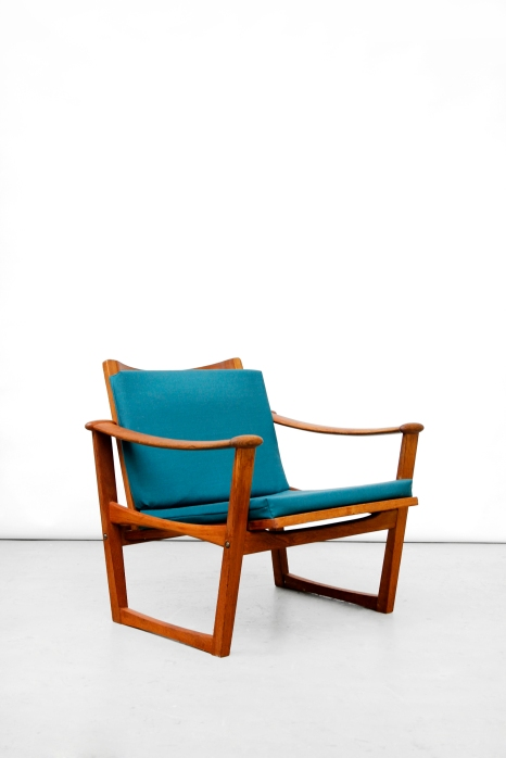 Vintage Finn Juhl armchair for Pastoe