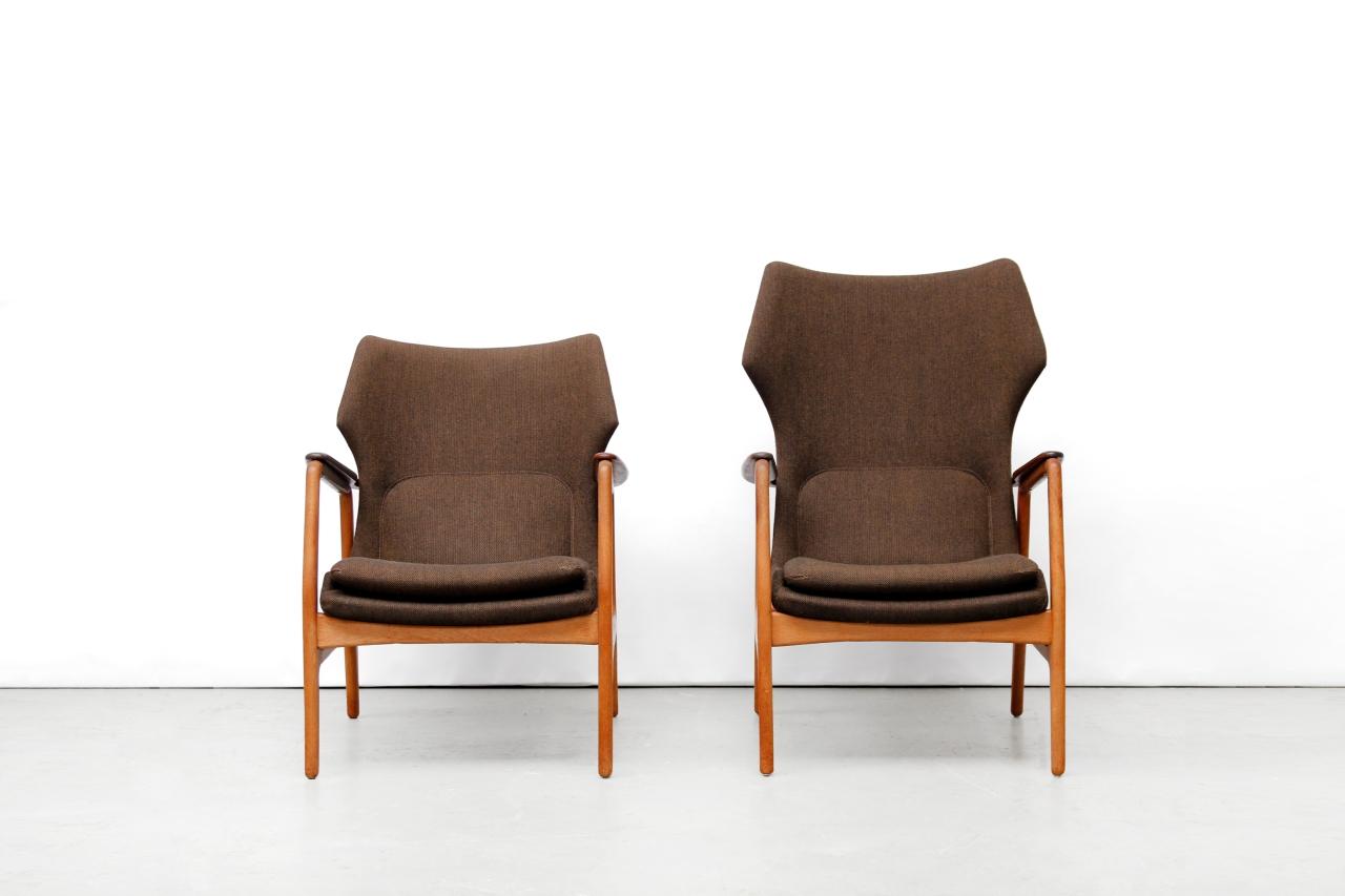 Set van twee bovenkamp fauteuils van ons - Mooie fauteuil ...