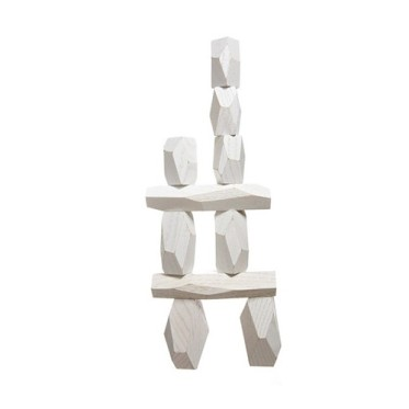 Balancing blocks van Fort Standard voor Areaware