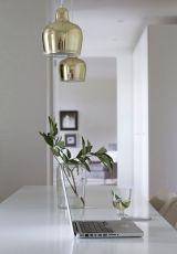 golden bell Alvar Aalto lamp