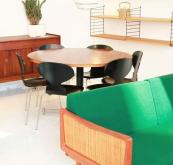 Set van 6 Arne Jacobsen mier stoelen Fritz Hansen Ant chairs VAN ONS Amsterdam