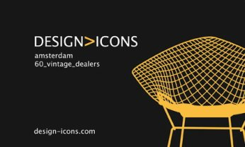 Design Icons beurs Amsterdam Vintage mid century modern design furniture april 2018