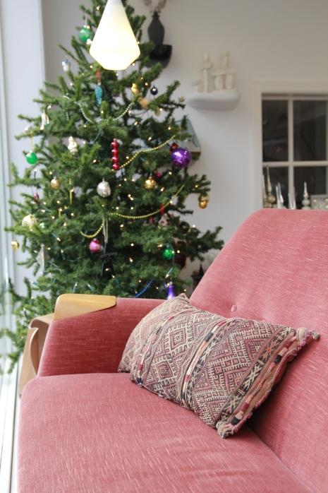 VAN ONS vintage kerstmarkt Marokkaanse berber tapijten en kussens