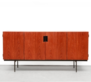 Pastoe kast dressoir te koop bij VAN ONS winkel met vintage design meubels in Amsterdam