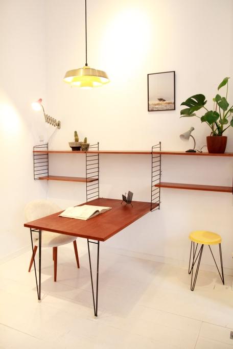 Vintage Nisse Strinning desk