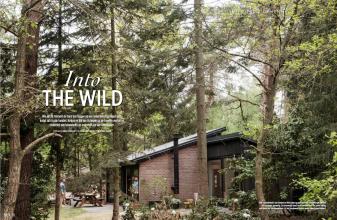 Into the Wild ONS BUITENHUIS in Eigen Huis en Interieur editie 5 2020