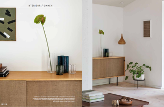 Knoll dressoir ONS BUITENHUIS in Eigen Huis en Interieur editie 5 2020 VAN ONS