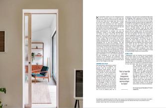 Interview ONS BUITENHUIS in Eigen Huis en Interieur editie 5 2020 VAN ONS