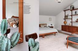 Bedroom downstairs ONS BUITENHUIS in Eigen Huis en Interieur editie 5 2020 VAN ONS