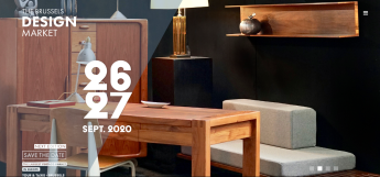 VAN ONS design at Brussels Design Market 26 - 27 Sept 2020