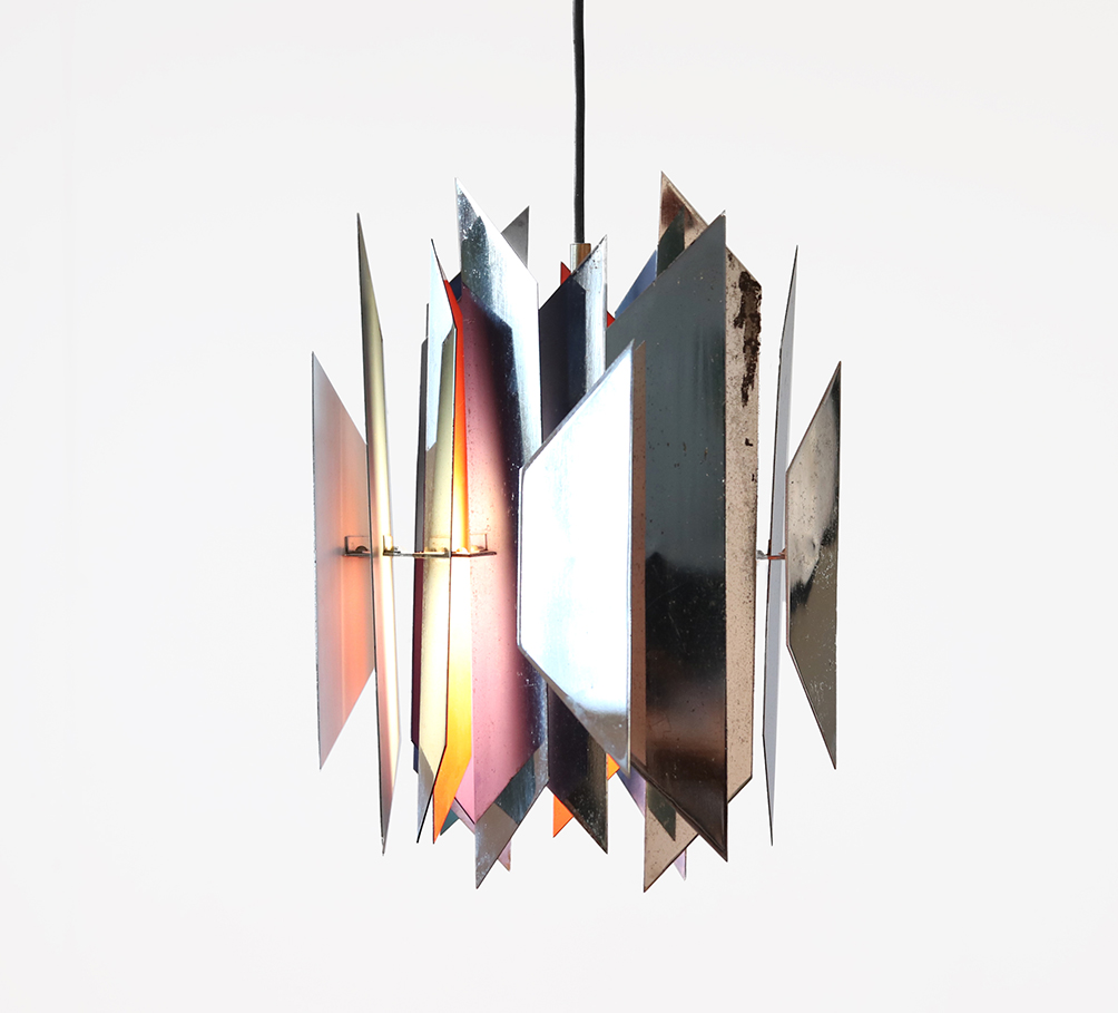 Vintage Deens design hanglamp5