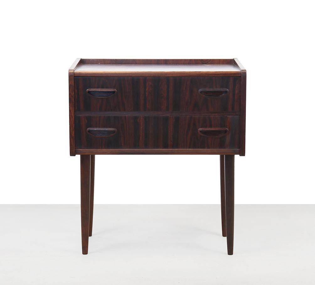 Rosewood Danish design cabinet VAN ONS