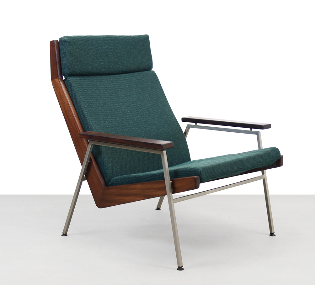 Vintage Rob Parry Lotus armchair VAN ONS